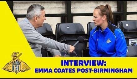INTERVIEW: Coates Post-Birmingham (H)