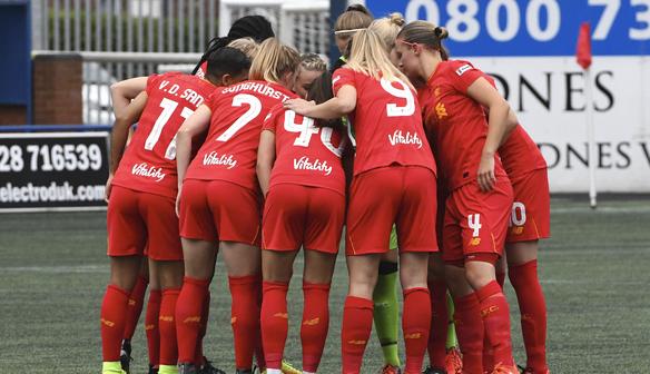 Sep 25 Birmingham City Ladies 2 Liverpool Ladies FC 1