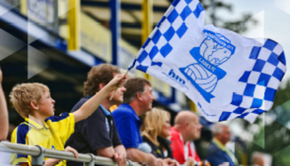 BLUES LADIES SUPPORTER TRAVEL