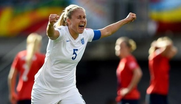 Watch The Lionesses back on home turf