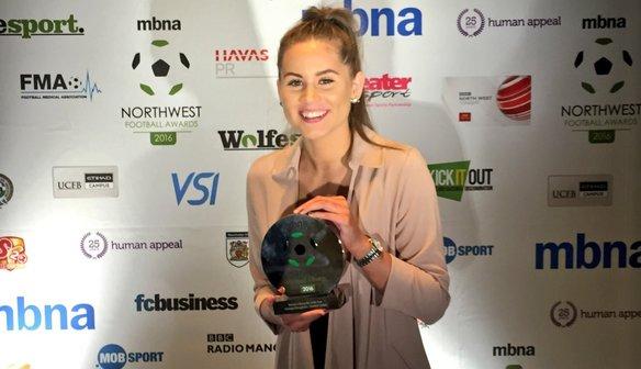 Brougham Scoops Rising Star Award