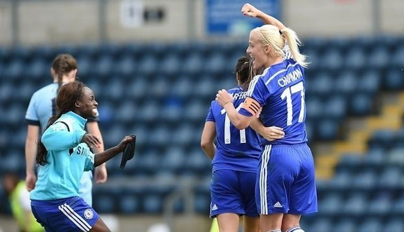 Ladies' Trio Named In England World Cup Squad