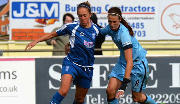 Blues hold City to a draw in a goalless match at Solihull
