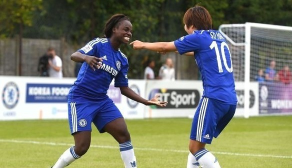 Aluko and Ji Nominated For PFA Award