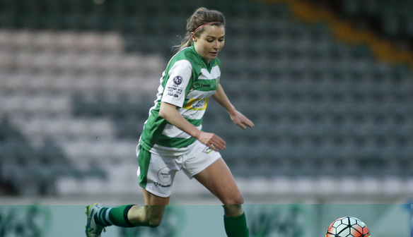 Sarah Wiltshire hails comeback as Yeovil Town go top