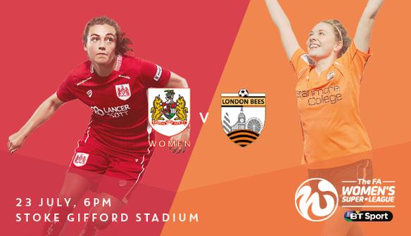 Match Preview: Bristol City Women v London Bees