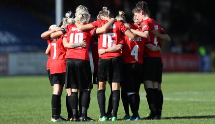 Sheffield 0-1 London Bees, 25 September 2016