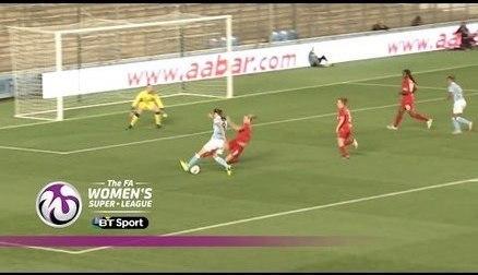 Manchester City Women 2-0 Liverpool Ladies