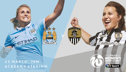 Notts kick off 2016 season away to Manchester City