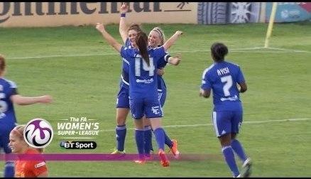 Birmingham City Ladies 2-1 Liverpool Ladies   Goals & Highlights