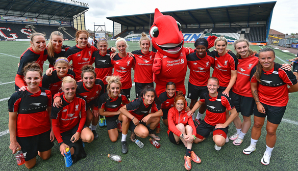 Rogers side host open training session for Reds ST holders
