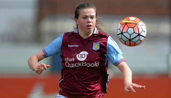 Aston Villa's Beth Merrick elated after dramatic leveller