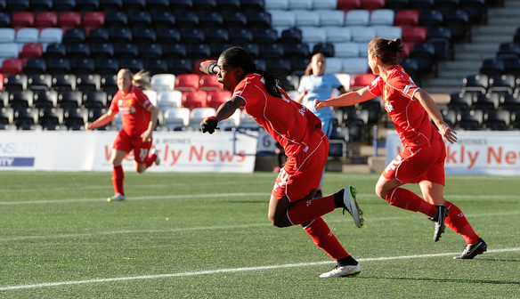 Oshoala nominated for BBC Women's Player of the Year
