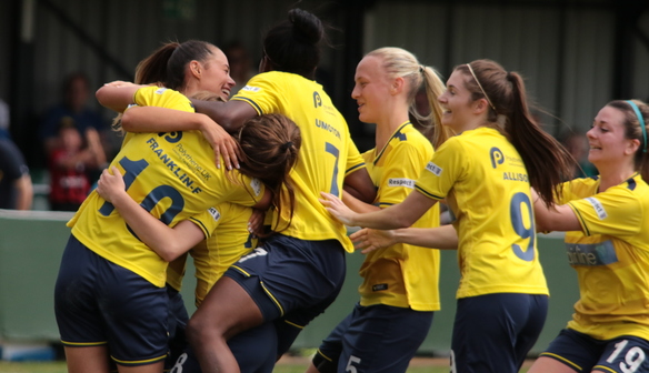 Oxford United 4 London Bees 2