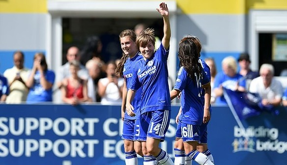 Aug 30 Chelsea Ladies FC 8 London Bees 0