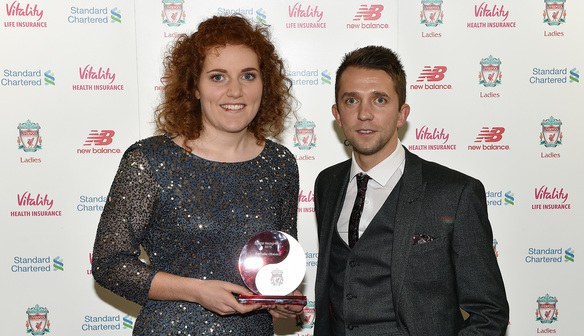 Photo gallery: Anfield hosts Vitality Player of the Year awards
