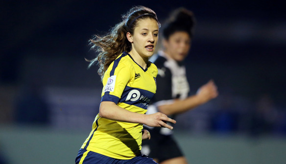 Oxford United 2 Millwall Lionesses 2