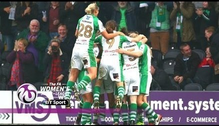 London Bees 0-2 Yeovil Town Ladies | Goals & Highlights