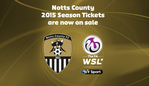 Season Tickets Now on Sale!