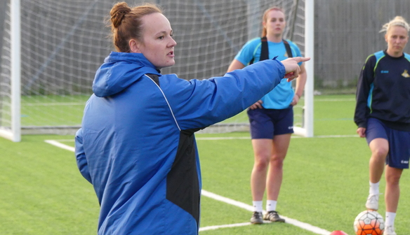 STATEMENT: Emma Coates appointed Manager