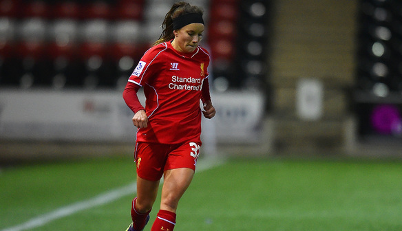 Reds bounce back with impressive 3-0 win at Belles
