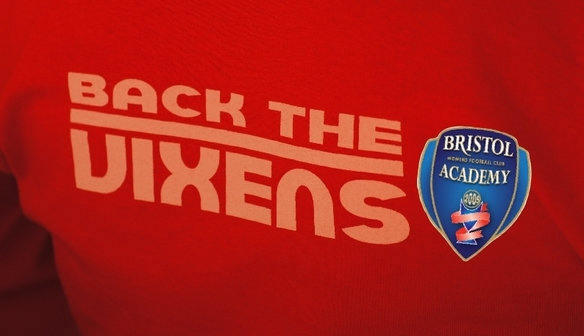 #BackTheVixens Crowd Fund