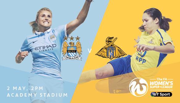 PREVIEW: Manchester City vs Belles