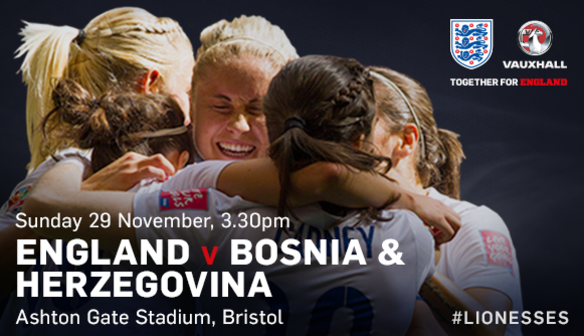 England Women to play in Bristol