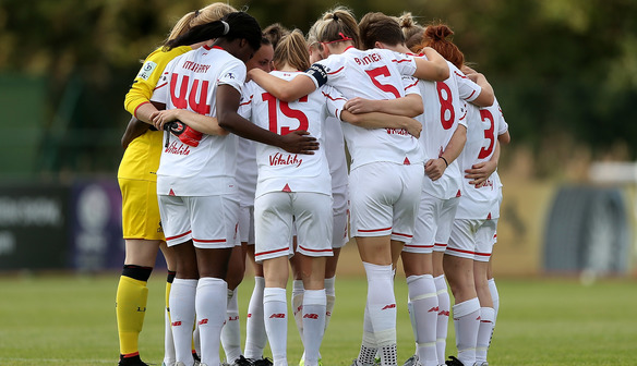 Oct 4 Bristol Academy Women v Liverpool Ladies FC