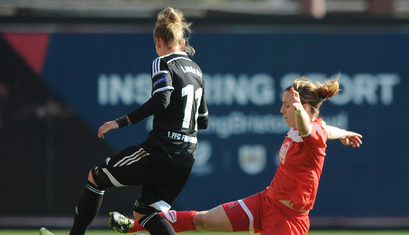 Grace McCatty signs new contract with Bristol City Women