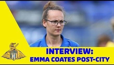 INTERVIEW: Coates Post-Man City (A)