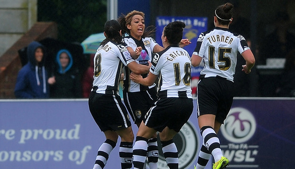 Lady Pies Gunning for Three Points As They Host City