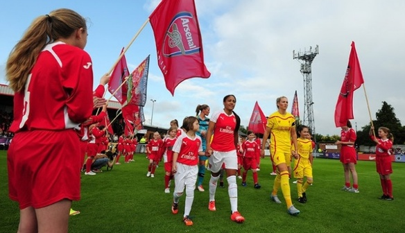 Special offer on Arsenal Ladies season tickets