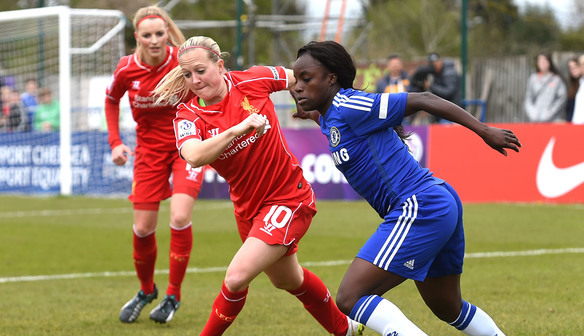 Sep 27 Liverpool Ladies FC 0 Chelsea Ladies FC 4