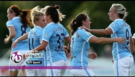 Bristol Academy 0-3 Manchester City
