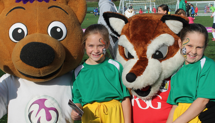 Video: Girls' Football Festival Hailed As 'Massive Success'