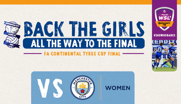 CONTINENTAL TYRES CUP FINAL TICKET INFORMATION