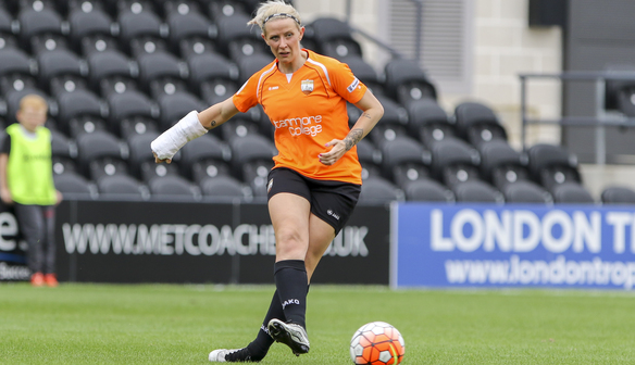"""Emma Beckett: """"Two wins are achievable"""""""