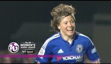 Chelsea Ladies 4-0 Sunderland AFC Ladies