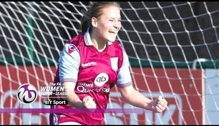 Aston Villa Ladies 1-1 London Bees | Goals & Highlights