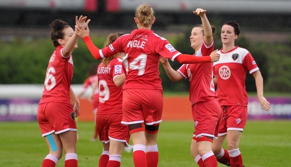 INGLE AND DYKES TO LEAD THE VIXENS INTO THE SECOND HALF OF THE SEASON