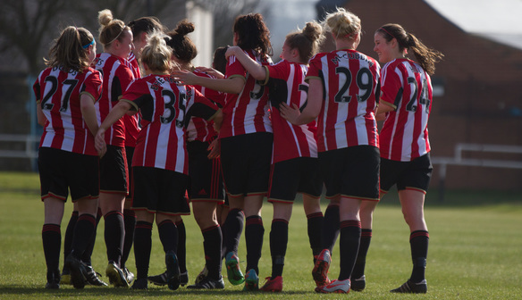 DEVELOPMENT TEAM TO FACE NEWCASTLE UNITED WOMEN'S FC