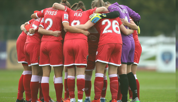 Bristol Academy determined to bounce back after relegation