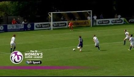 Chelsea Ladies 4-0 Birmingham City Ladies