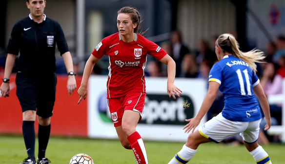 Report: Bristol City Women 0-1 Everton Ladies