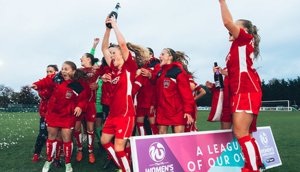 Video: Reaction After City Women Finish Season With 5-0 Win