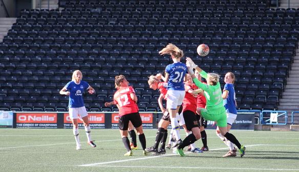 REPORT: Everton 1-1 Sheffield FC