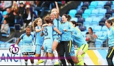 Manchester City Women 2-0 Chelsea Ladies   Goals & Highlights
