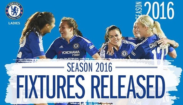 Chelsea Ladies Start Away