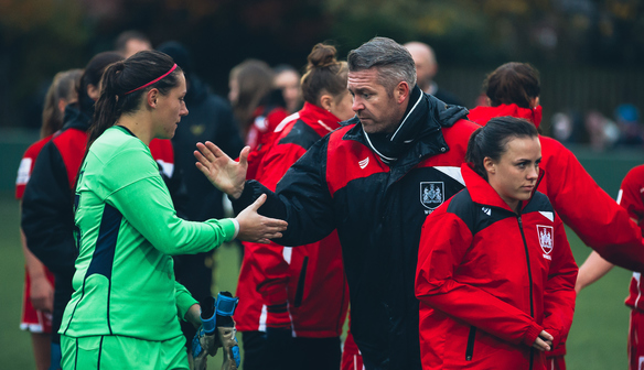 Leach Is A 'Keeper' For City Women